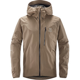 Haglöfs L.I.M Jacket Men dune